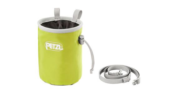 Petzl Bandi Chalkbag Gelb